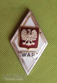 Absolwentka Wojskowej Akademii Politycznej
