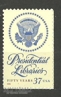 Biblioteki prezydenckie.
