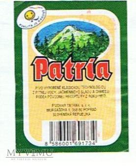 tatran patria