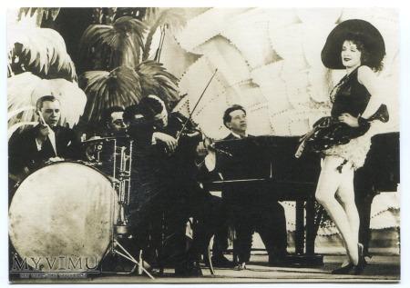 Marlene Dietrich Friedrich Holländer am Piano
