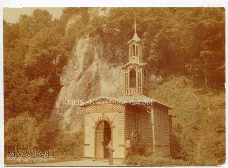 Ojców - Kaplica Na Wodzie - 1963