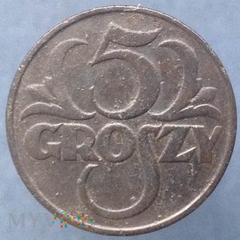 005 - 5 Groszy 1930