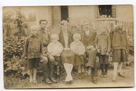 Grupowe zdjęcie rodzinne