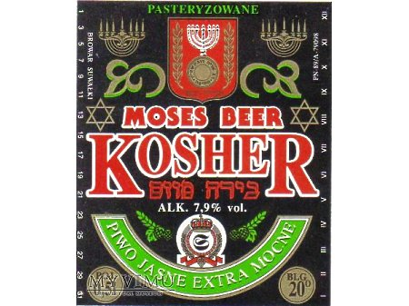 Etykieta KOSHER 41