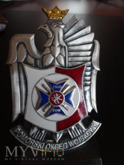 Pamiątkowa Odznaka Pomorskiego Okręgu Wojskowego