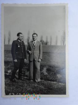 Zdjęcie żołnierzy - na pamiątkę