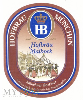 Hofbrau, Maibock