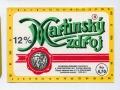 Zobacz kolekcję Etykiety - Czechy (MARTIN)