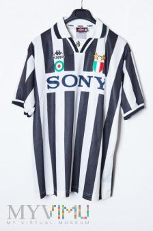 1995/1996 - JUVENTUS TURYN 9 Gianluca Vialli