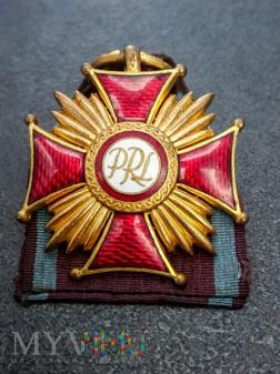 Duże zdjęcie Złoty Krzyż Zasługi - cięty - Mennica
