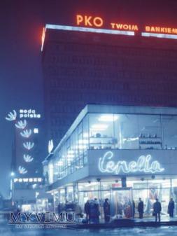 Fotografia dokumentalna neonów PRL nr 6