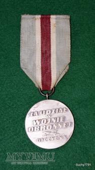Medal Za udział w wojnie obronnej 1939