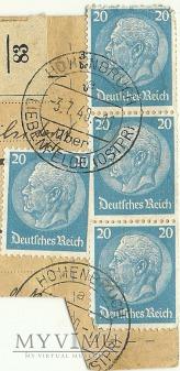 Hohenbruch (Gromowo ) - 1940 r.