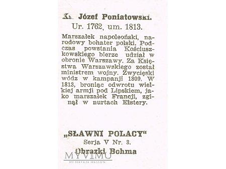 Bohm 5x03 Józef Poniatowski