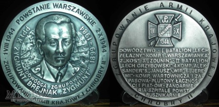 106. ZYGMUNT-Podpułkownik Zygmunt Brejnak