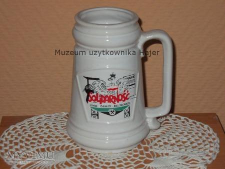 Kufel KWK Zabrze-Bielszowice Solidarność 92