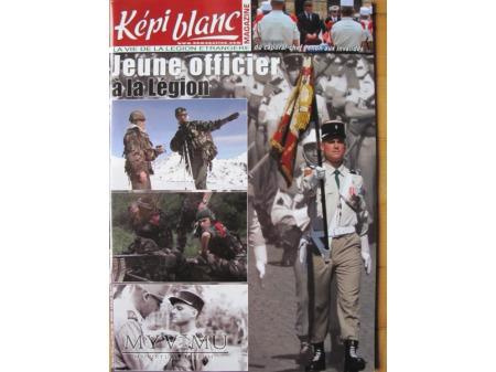 Kepi Blanc 89