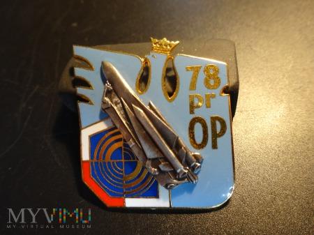 78 Pułk Obrony Powietrznej - Mrzeżyno