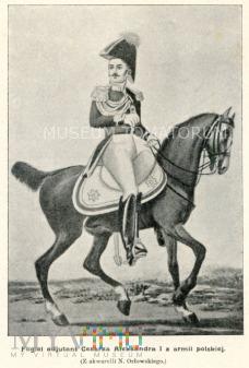 Duże zdjęcie Mundury z czasów Królestwa Polskiego