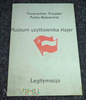 Towarzystwo Przyjaźni Polsko - Radzickiej TPPR