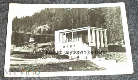 TATRY - Stacja kolei linowej w Kuźnicach