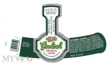 Grolsch, Premium Lager