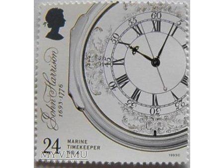 Czwarty chronograf Harrisona