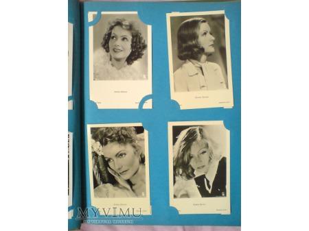 Album Okładka Marlene Dietrich Greta Garbo 5