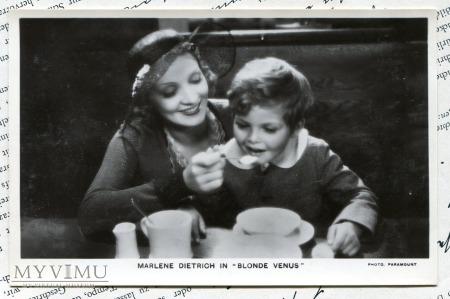 MARLENE DIETRICH M. Bonnist & Zonen nr 136f
