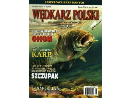Wędkarz Polski 7-12'2001 (125-130)