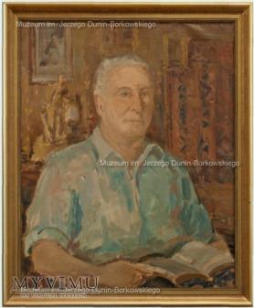 W. Kowalski, Portret Jerzego Dunin-Borkowskiego