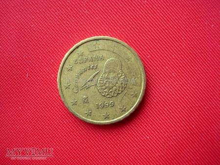 10 euro centów - Hiszpania