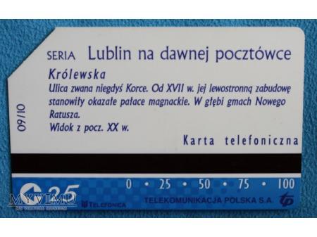 Lublin na dawnej widokówce 9/10