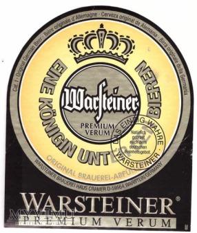 Niemcy, Warsteiner