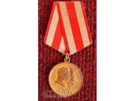 """Medal """"30 Lat Sowieckiej Armii i Floty"""""""