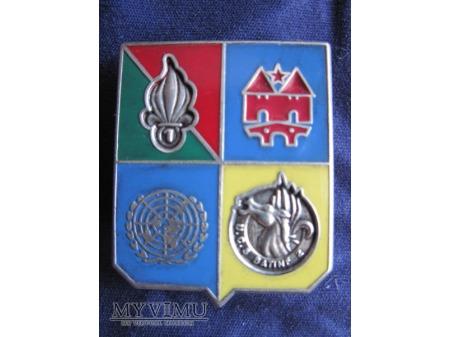 Unité de commandement et des services (BATINF 2)
