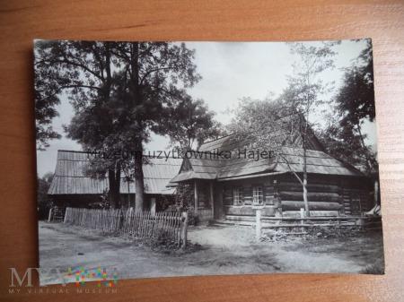 ZAKOPANE - Stara chata góralska na Kościelisku
