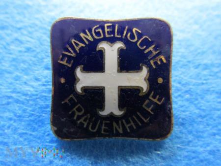 Ewangelicka Pomoc dla Kobiet-odznaka