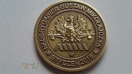 Nadbrygadier Gustaw Mikołajczyk