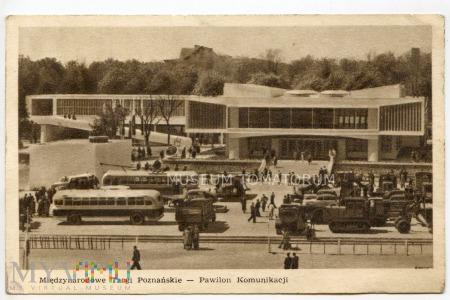 Poznań 1950 - Międzynarodowe Targi Poznańskie