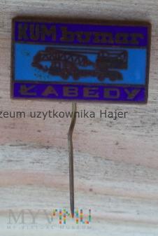 KUM Bumar Łabędy - odznaka