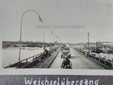 Wehrmacht przekracza Wisłę