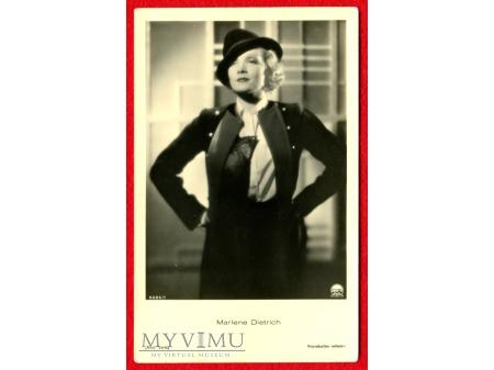 Marlene Dietrich Verlag ROSS 8686/1
