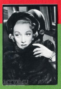 Marlene Dietrich Santoro Graphics BW 103