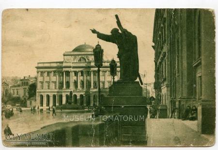 Warszawa - Pałac Staszica - 1926/39
