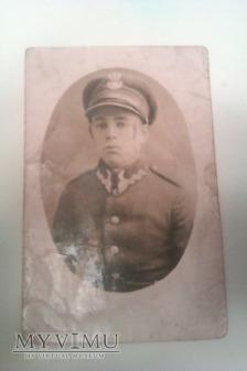 Żołnierz KOP-u -Batalionu Kopyczyńce