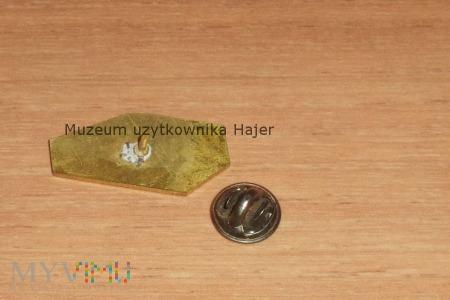 Odznaka HALA MIZOWA 1333 m PILSKO 1557 m