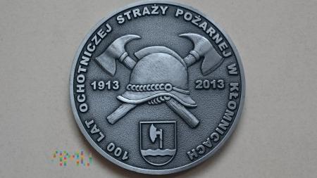 100 Lat OSP w Kłomnicach