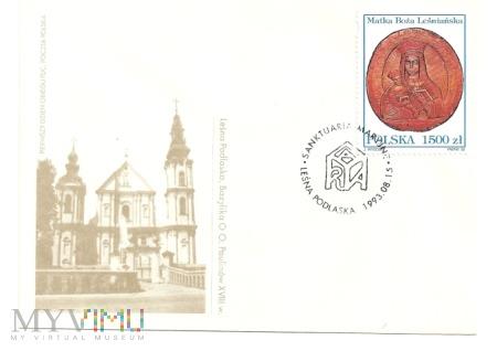 Sanktuaria Maryjne -Leśna Podlaska-15.8.1993