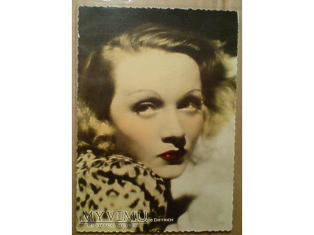 Marlene Dietrich Marlena Aktorka FILM